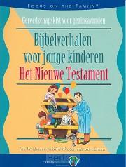 Bijbelverhalen voor jonge kinderen NT