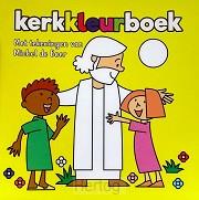 Kerkkleurboek GEEL