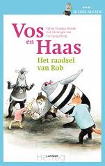 Vos en Haas het raadsel van rob