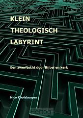 Klein theologisch labyrint