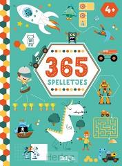365 spelletjes (jongens)