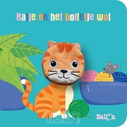 Katje en het bolletje wol