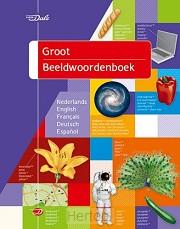 Groot beeldwoordenboek in vijf talen