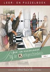 Kerkgeschiedenis dl1 leer en puzzelboek