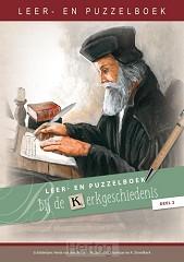 Kerkgeschiedenis dl2 leer en puzzelboek