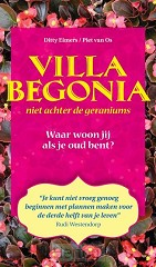 Villa Begonia niet achter de geraniums