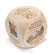 Kubus hout ark van Noach