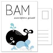 Kinderkaart bam