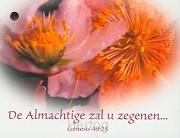 Kadokaartje genesis 49:25