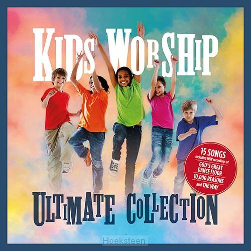 Ultimate collection   Kids worsship   000768677025   Boekhandel De Hoeksteen, Woerden