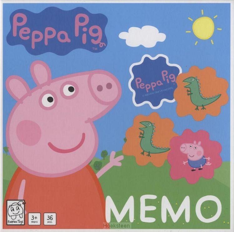 Peppa Pig - Memo