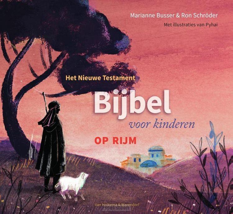 Bijbel voor kinderen - op rijm - Nieuwe