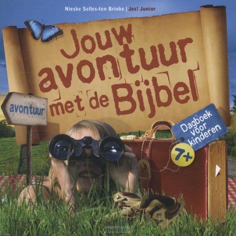 JOUW AVONTUUR MET DE BIJBEL (7+)