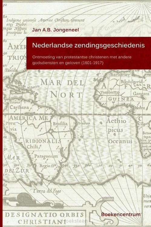Nederlandse zendingsgeschiedenis