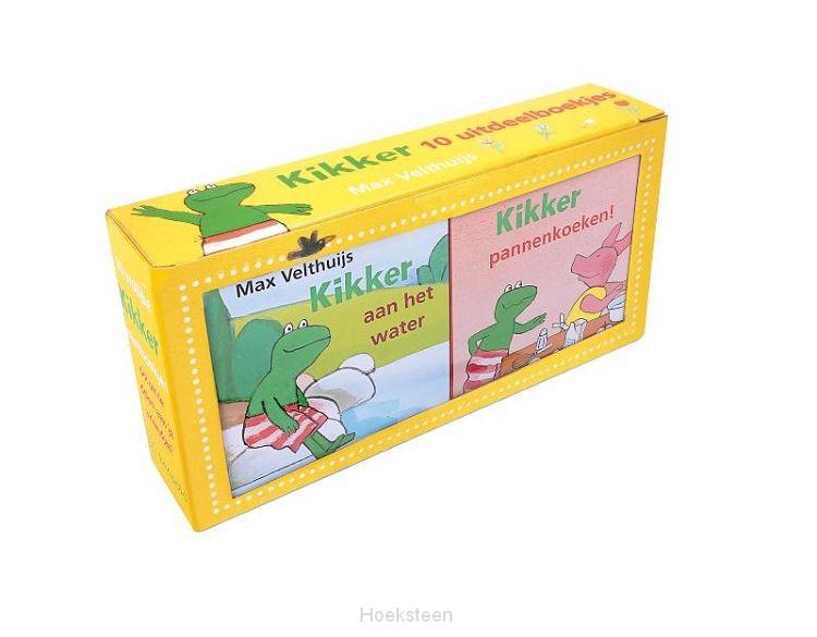 Kikker - Pannenkoeken / Aan het water -