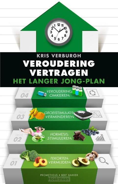 Veroudering vertragen | Verburgh, Kris | 9789035143982 | Boekhandel De Hoeksteen, Woerden