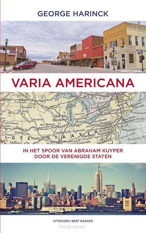 Varia Americana (e-boek) | George Harinck | 9789035144576 | Boekhandel De Hoeksteen, Woerden