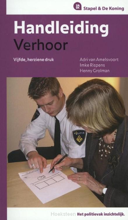 Handleiding verhoor (e-boek) | Adri van Amelsvoort | 9789035236288 | Boekhandel De Hoeksteen, Woerden