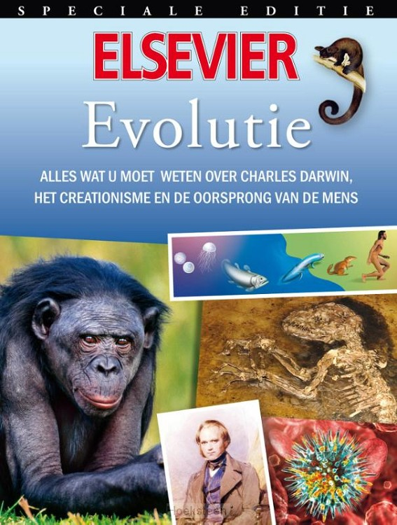 Elsevier speciale editie / evolutie (e-boek) | Simon Rozendaal | 9789068828887 | Boekhandel De Hoeksteen, Woerden