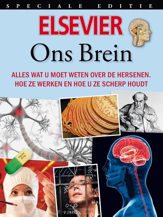 Elsevier speciale editie ons brein (e-boek)   Simon Rozendaal   9789068827910   Boekhandel De Hoeksteen, Woerden