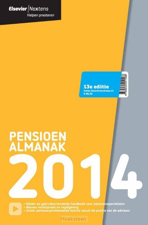 Elsevier pensioen almanak / 2014 (e-boek) | J.J. Buuze | 9789035251687 | Boekhandel De Hoeksteen, Woerden