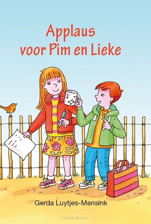 Applaus voor pim en lieke (AVI M4)