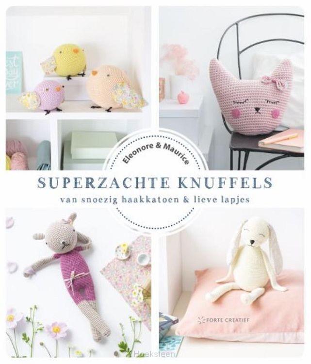 Superzachte knuffels