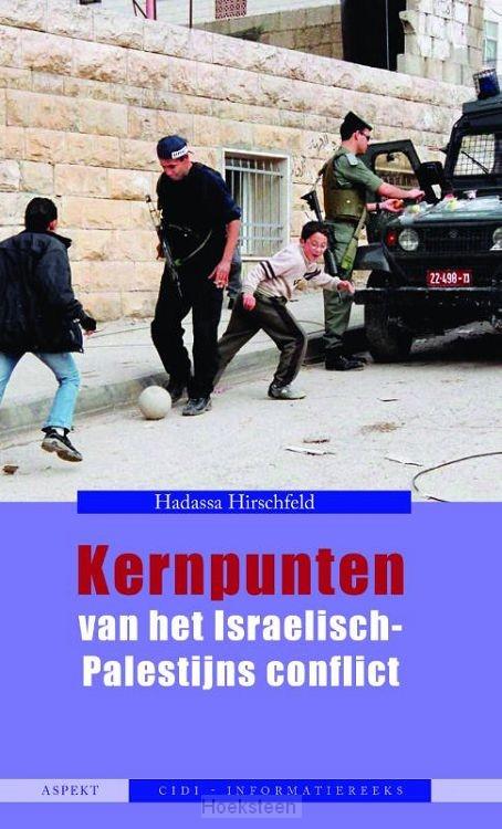 Kernpunten van het Israëlisch-Palestijns