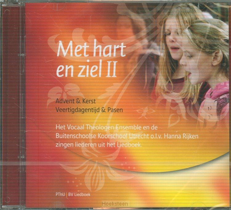 Met hart en ziel 2 cd