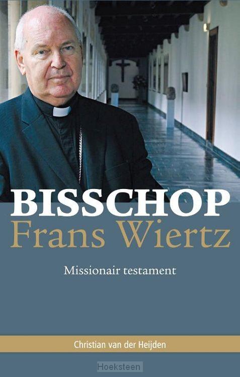 Bisschop Frans Wiertz