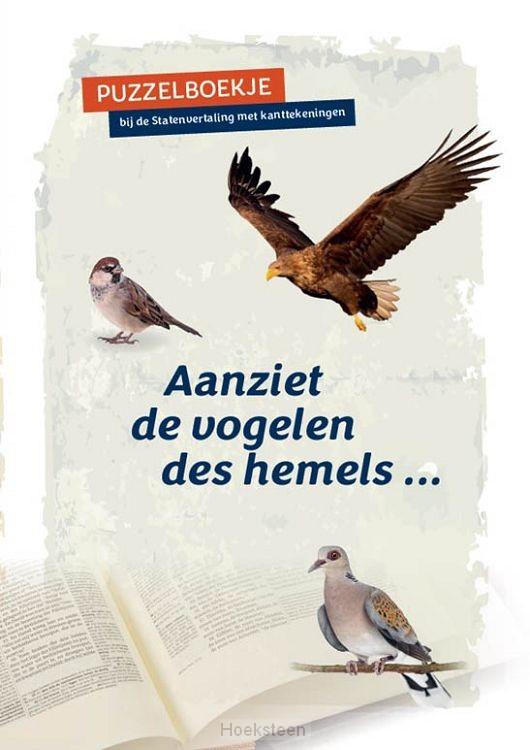Aanziet de vogelen des hemels