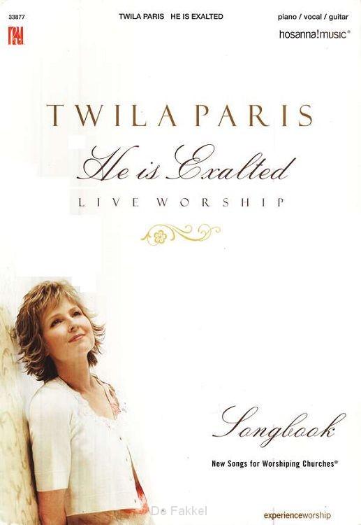 He is exalted songbook