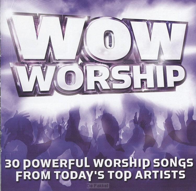 Wow worship (purple)