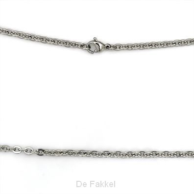 Necklace anchorstyle 45cm