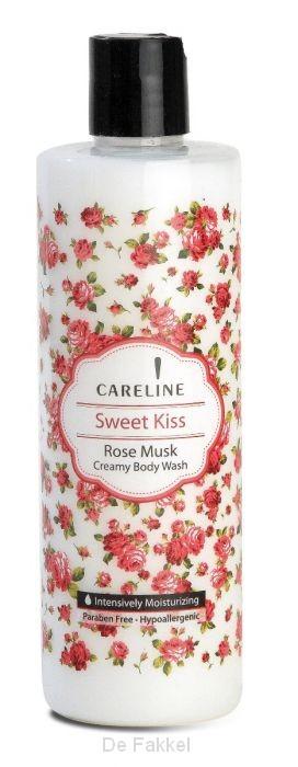 Creamy body wash 525 ml Rose Musk