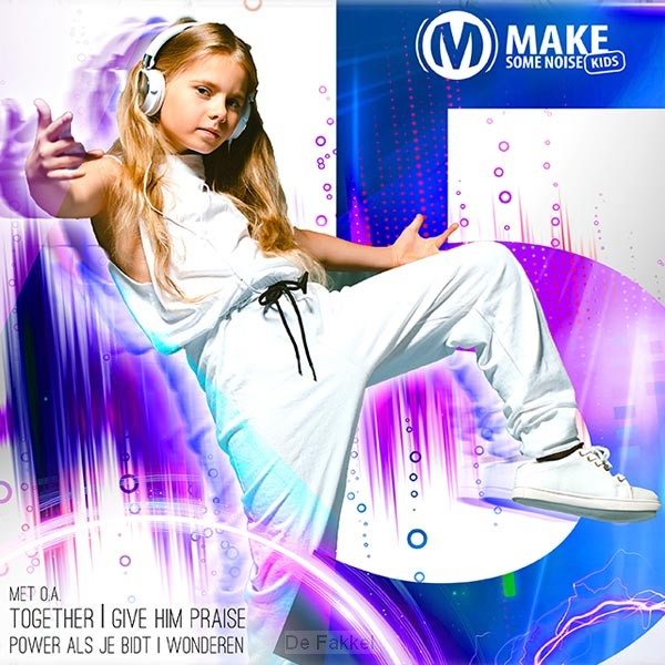 Make some noise kids 5