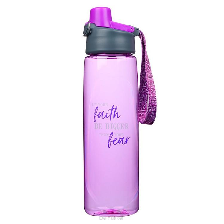 Let you faith be bigger - Non-scripture