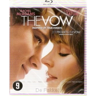 The Vow Bluray
