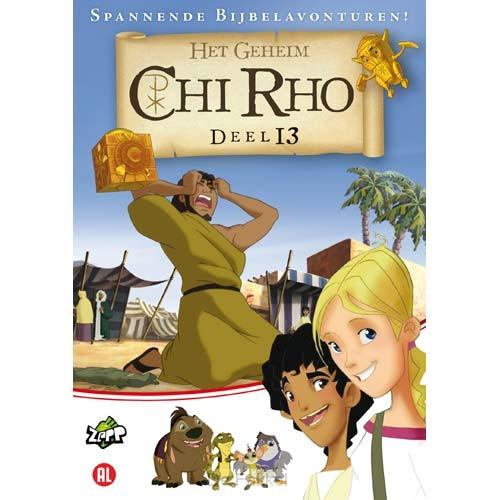Chi Rho het geheim deel 13