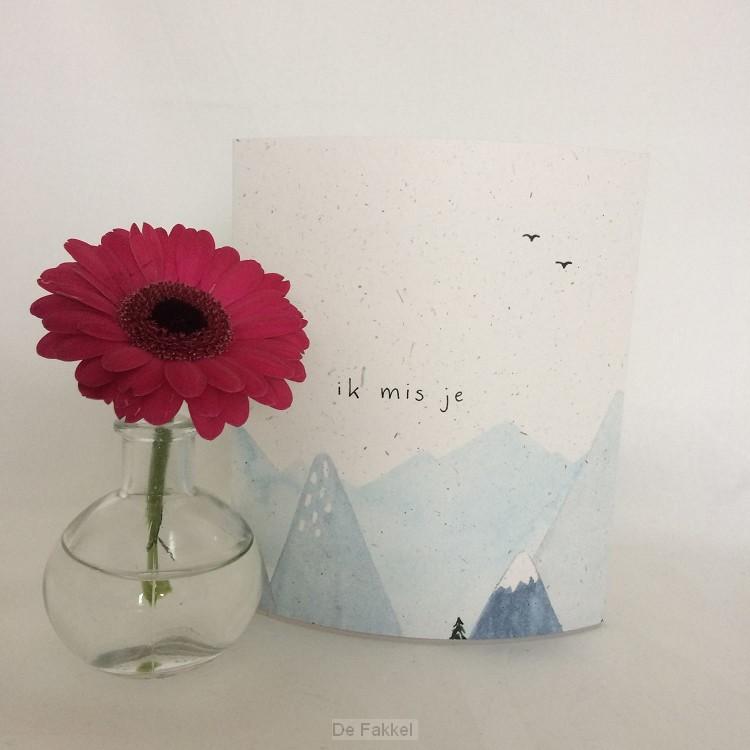 Lichtje voor jou: Serie LvL - Ik mis je