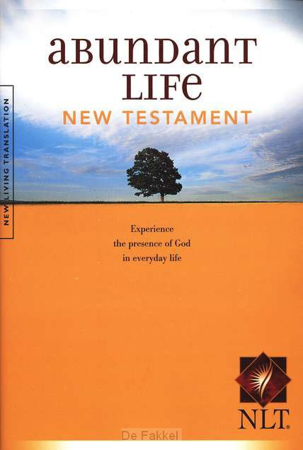 NLT New Testament Ab. Life Colour PB.