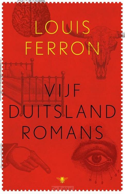 Vijf Duitslandromans