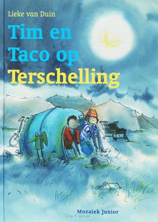 Tim en Taco op Terschelling