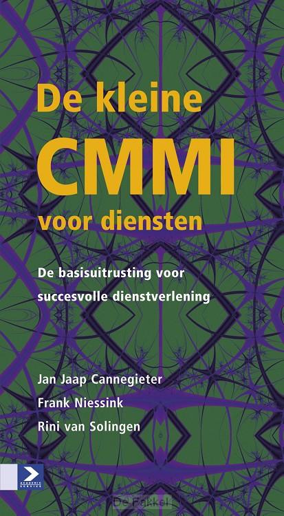 De kleine CMMI voor diensten