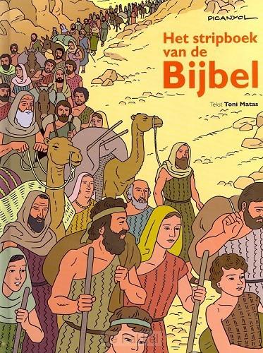 Stripboek van de bijbel