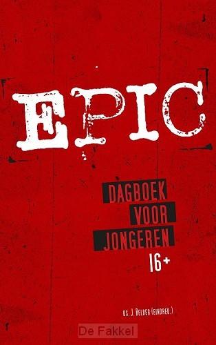 Epic  dagboek voor jongeren 16+