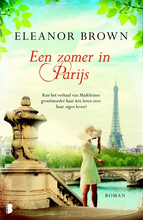 Een zomer in Parijs