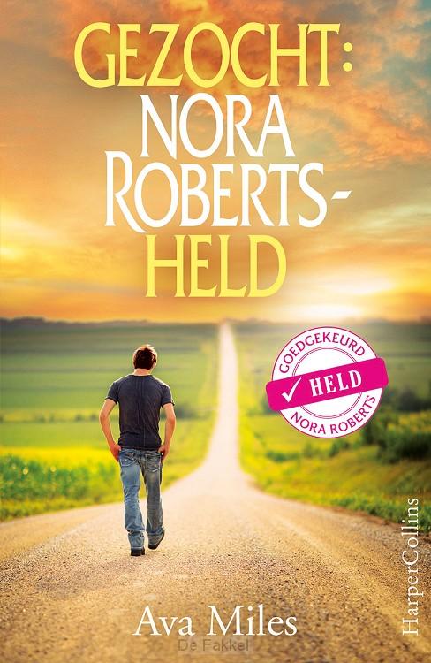 Gezocht: Nora Roberts held