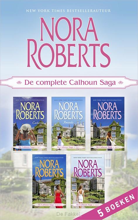 De complete Calhoun Saga (5-in-1)