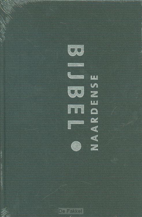 Naardense bijbel zwart
